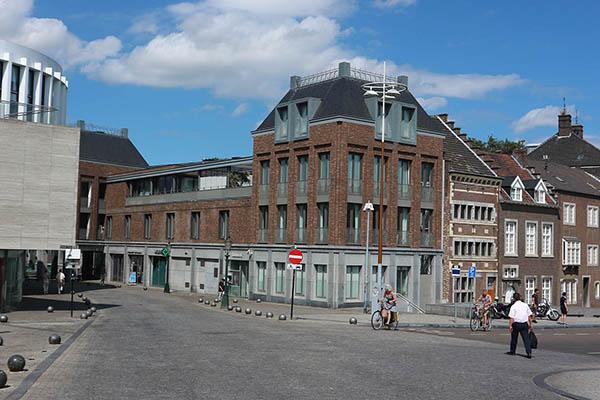 Tandartsen praktijk Mosae Forum centrum Maastricht